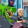 Babka na útěku Londýn