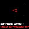 Space Wars Red Spaceship
