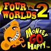 Monkey GO Happy Four Worlds 2