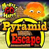 Monkey GO Happy Pyramid